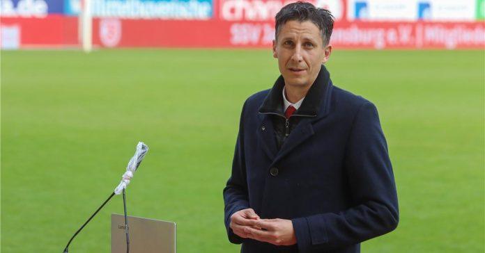 Christian Keeler leaves SSV Jahn - Jahn - Nachrichten