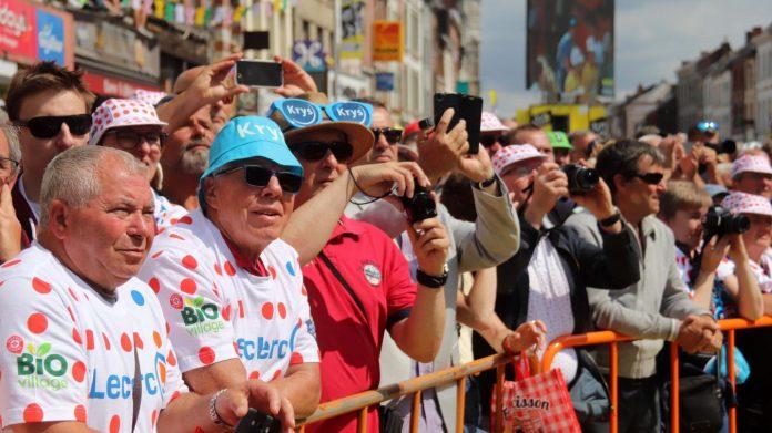 Le Tour en 2019, près de 70.000 personnes avaient répondu à l'appel de la Petite Reine.