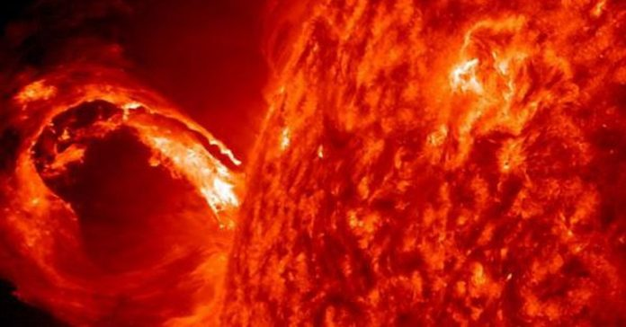 A solar storm will affect the earth today, so can it change electricity and internet networks?