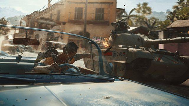 Far Cry 6 lag, stutter, crash, FPS, screen tear fix