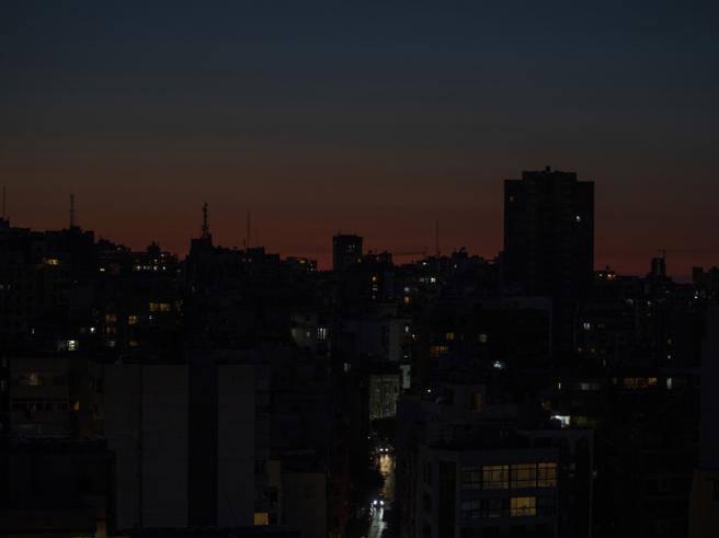 Lebanon, total blackout, shutdown of two main power plants - Corriere.it